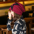 New Five-Pointed Star Cap Knitted Scarf & Winter Hats For Women Letter Beanies Women Hip-Hot Skullies Girls Gorros Women Beanies