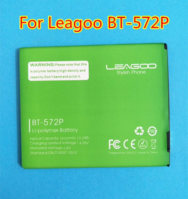 AZK 3500mAh 100% High Quality BT-572P Battery For Leagoo M8 M8 PRO Mobile Phone In Stock