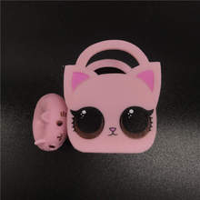 loles doll lils kitty queen purse accessory bag series 2 kids toy collection DIY Toy