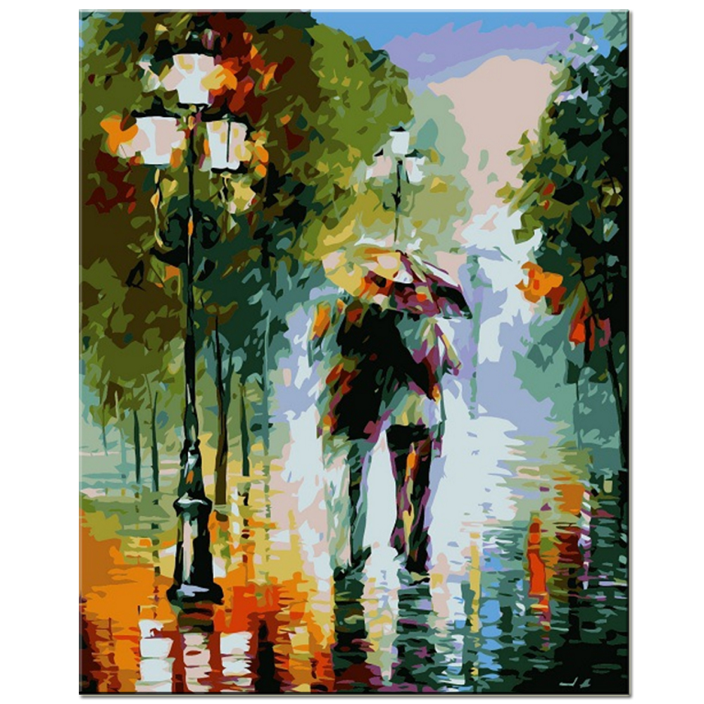 Compare prices on streetscape paintings online shopping for Cost of a mural