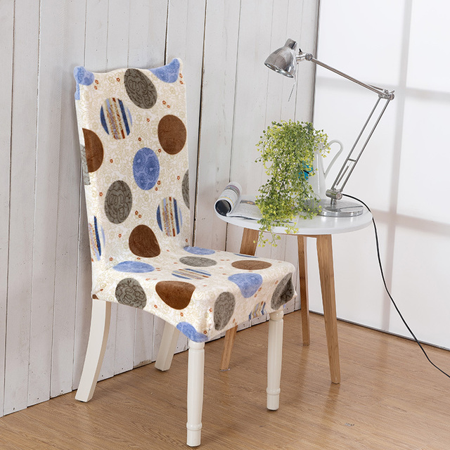 Cubierta de silla Jacquard LICRA tela lavable máquina Hotel boda ...