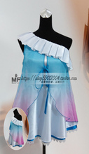 Anime Love Live! koizumi hanayo lindo lolita dress escuela idol proyecto cosplay uniforme uniforme