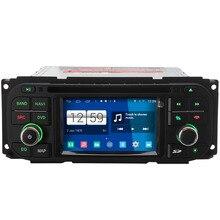 Winca S160 Android 4.4 Carro Unidade de Cabeça DVD GPS Sat Nav para chrysler 300 m/concorde/grand voyager/cidade/país com rádio