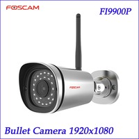 Original Waterproof HD 1080P Foscam P2P FI9900P Wireless Internet Day And Night Vision IP Network Camera