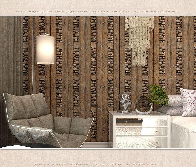 papel de empapelar del pvc impermeable wallpapers d papel pintado piedra papel de contacto d