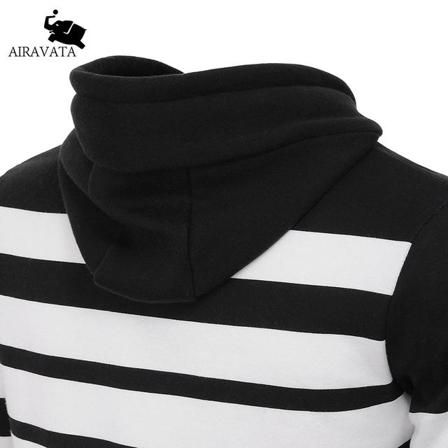 2017 New Classic Thick Hoodie Hiphop Men Heavy Fleece Warm Hoodies Hooded Sweatshirts with Printing Black Men Pullovers