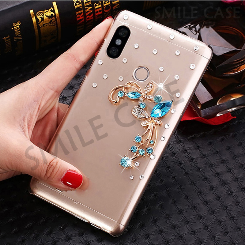 iSecret Case for Huawei P20 Lite Cover 5.84 inch Fast delive Luxury Bling bling Rhinestone Cover for Huawei P20 Lite Phone Case ...