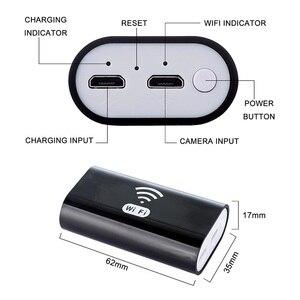 Image 2 - Камера Эндоскоп F99 с Wi Fi и объективом 8 мм, мягкий беспроводной бороскоп с жестким проводом HD720P, Водонепроницаемый Бороскоп для смартфонов