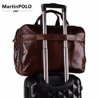 Дорожная сумка Для мужчин Натуральная кожа мульти Функция выходные мешок большой вещевой мешок Tote Бизнес Для мужчин Путешествия Чемодан Су