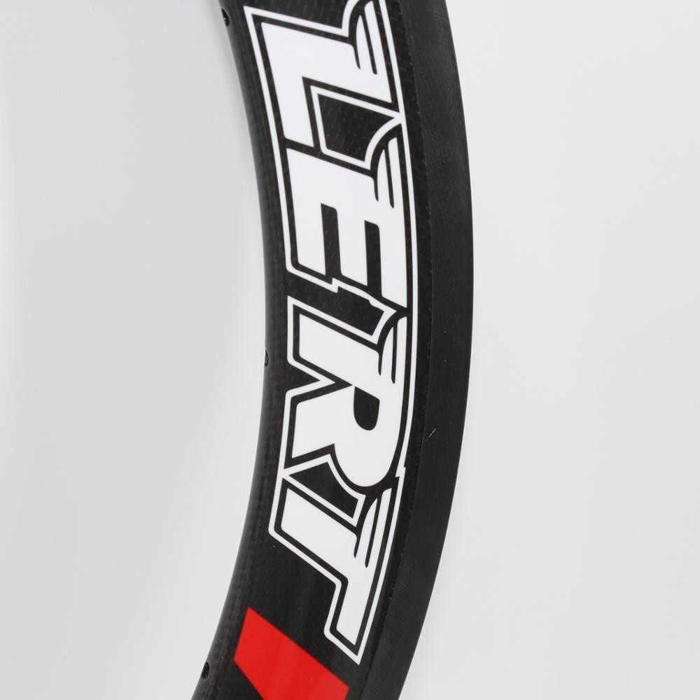 Nouveau vélo de route à pignon fixe LERT 3 K/UD/12 K roues de vélo en carbone complet jantes 700C 50mm 23/25mm largeur livraison gratuite