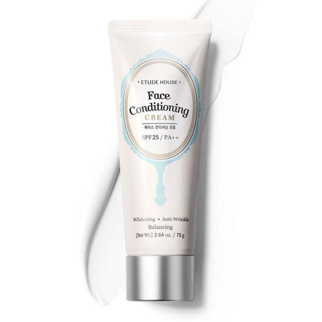 Original Korea Face Conditioning Cream (SPF25/PA++) 75g Whitening moisturizing Anti Wrinkle Sunblock Skin Care Facial Cream