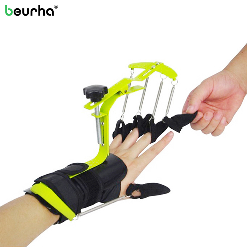 Hand Physiotherary Rehabilitation Training Dynamic Wrist Fingers Orthosis Hand Wrist Apoplexy Hemiplegia Tendon Rehabilitation upper lower limbs physiotherapy rehabilitation exercise therapy bike for serious hemiplegia apoplexy stroke patient lying in bed