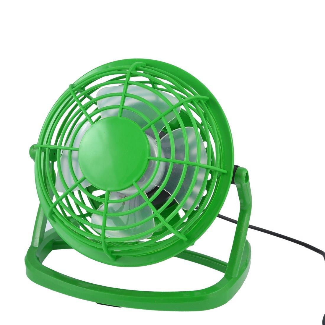 GTFS Hot 360 Degree Rotation LapTop font b PC b font Cool Cooler Green Plastic Desk