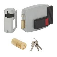 เข้าถึงประตูประตูล็อคความปลอดภัยไฟฟ้าล็อคโลหะประตูล็อคอิเล็กทรอนิกส์ Intercom Doorbell ประตู