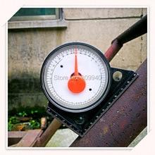 Мини-Инклинометр транспортир измеритель уровня наклона Угол искатель Клинометр угол наклона метр с магнитным основанием