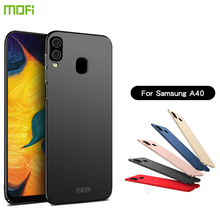 купить MOFi For Samsung Galaxy A40 Phone Cases Ultra Thin Slim Cover Case Protective Back Shell For Samsung Galaxy A40 дешево