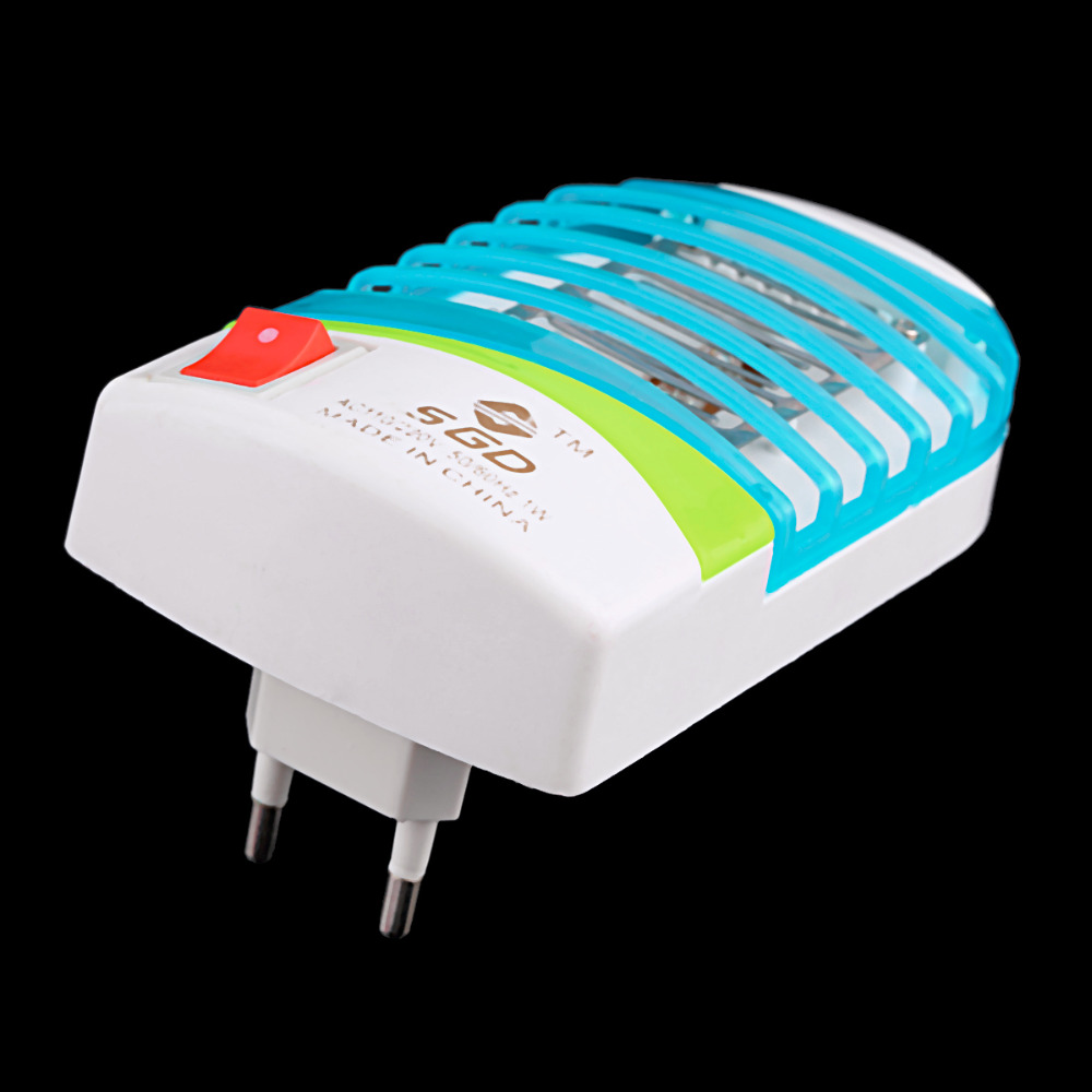 OUTAD LED сокесі Mini Mosquito Fly Bug Insect House Fly Trap - Бақша өнімдері - фото 3