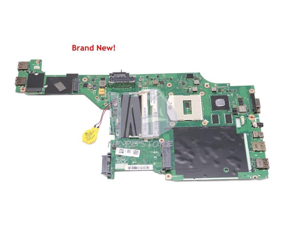 NOKOTION NOUVEAU Pour lenovo thinkpad T440P Mère D'ordinateur Portable DDR3L VILT2 NM-A131 04X4086 00HM991 00HM981 CARTE PRINCIPALE GT730M