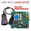 Newest Diagbox V7 83 Lexia3 PP2000 Firmware 921815C Lexia 3 For Citroen For Peugeot Car Diagnostic