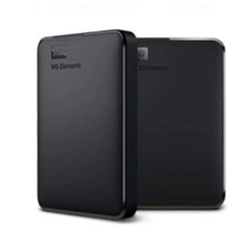 WD HDD 1 TB 500GB External Hard Drive Hard Disk External HD 500GB 1TB Laptop Portable Hard Drive 1 TB Storage Device USB 3.0 HDD(China)