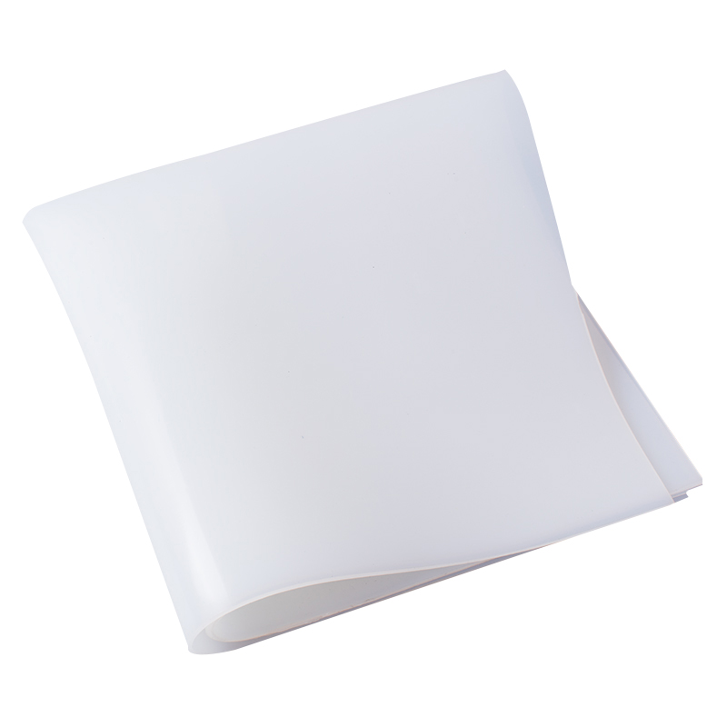 1.5mm/2mm/3mm/4mm/5mm/6mm/8mm High Quality milky white Silicone Rubber Sheet For heat Resist Cushion Size 500x500mm1.5mm/2mm/3mm/4mm/5mm/6mm/8mm High Quality milky white Silicone Rubber Sheet For heat Resist Cushion Size 500x500mm