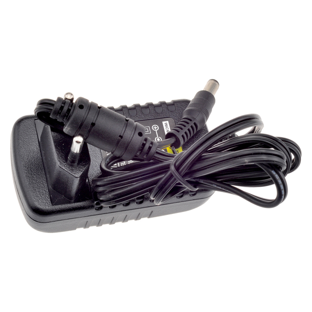 Gadinan 12V 2A AC 100V-240V Converter Adapter DC 12V 2A 2000mA Power Supply EU UK AU US Plug 5.5mm x 2.1mm for CCTV IP Camera