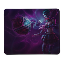 LOL Orianna Rubber Mousepad Laptop computer Pocket book Pc League of Legends Gaming Mouse Pad Lock Edge Mousemat For Gamer Play Mats