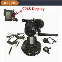 Bafang 8fun bbs02 48 В в 750 Вт mid drive двигатель комплект для электрический велосипед