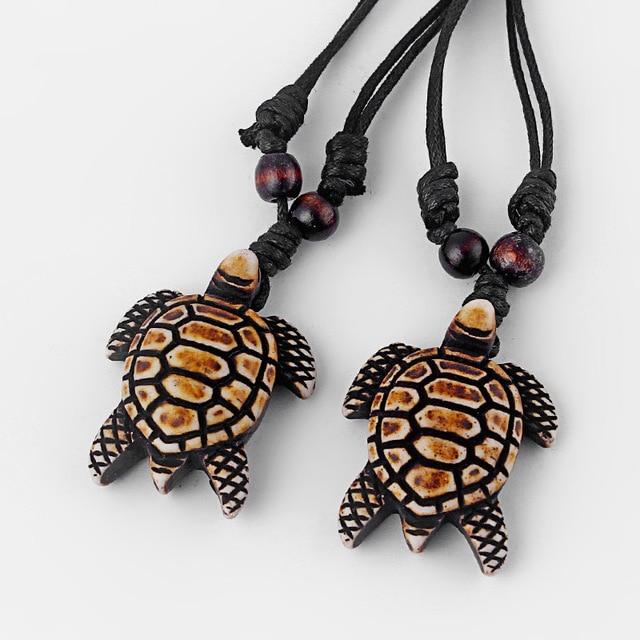 1PCS-Styles-Ethnic-Tribal-Faux-Yak-Bone-Sea-Turtle-Pendants-Necklace-Resin-Adjustable.jpg_640x640 (8)