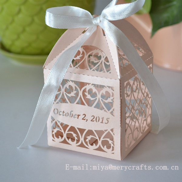 Wedding Guest Gift Ideas: Accessories For Decoration,gift Wedding Box Paper, Enjoy