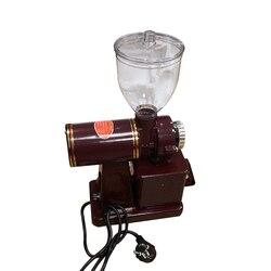 110 فولت و 220 فولت إلى 240 فولت آلة طحن البن مطحنة القهوة مع محول القابس شحن مجاني لبعض الدول