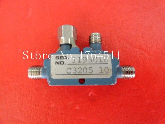 [BELLA] MAC TECHNOLOGY C3205-10 4-8GHz 10dB Supply Coupler SMA