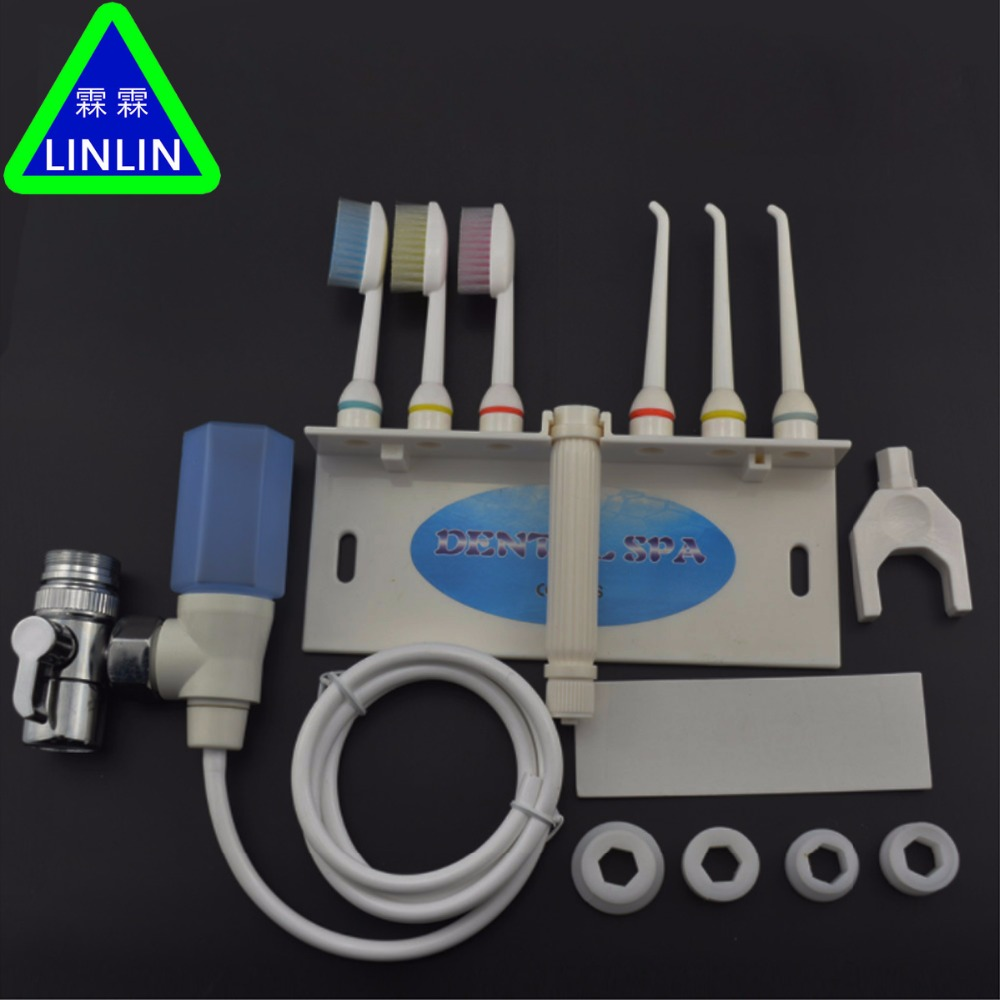 LINLIN Oral Irrigator Dental Floss Implement Water Floss Irrigation Water Jet For Teeth Cleaning Portable Travel Dental Water portable dental floss oral irrigator care implement pressurre water flosser irrigation hygiene necessaire teeth cleaning