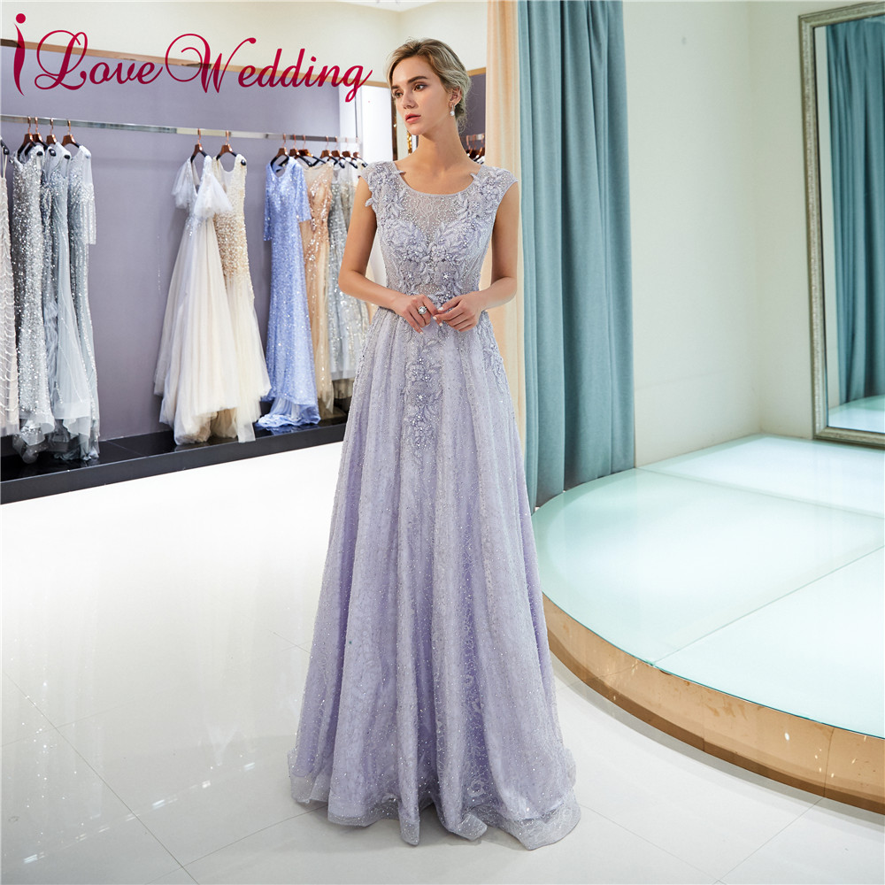 Weddings & Events Noble Weiss Dark Red Appliques Tulle Long Evening Dresses 2019 Formal Wedding Party Dress Robe De Soiree Bride Reception Gown Rich And Magnificent