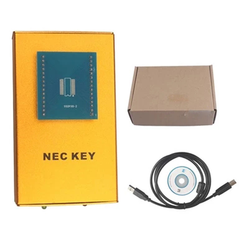 2018 New MB IR NEC Car Key Programmer Durable In Use for BZ Working with Smart Key 1997 up to 2005 - without keylessgo system a mb ir nec key programmer for mercedes for benz new for benz ir nec key programmer mb ir key prog auto nec key programming