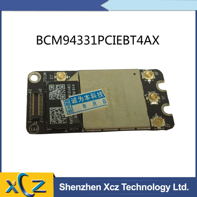 Replacement New 3.0 Version Airport Bluetooth Card BCM94331PCIEBT4AX on
