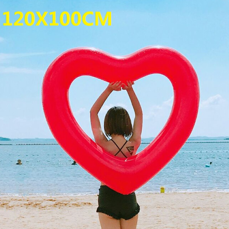 2018-Red-Pink-Sweet-Heart-Shape-Swimming-Ring-Giant-Sexy-Inflatable-Pool-Float-Love-Water-Fun (1)