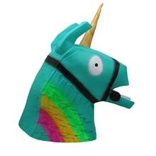 New Men Animals ainbow Unicorn Halloween Masks Latex Women Head Mask Cosplay Fortnite Horse Masks Unisex Costume Prop