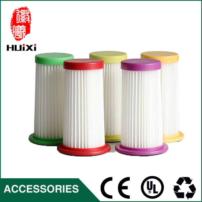 5 PCS hepa filter, the original of high quality variety color Vacuum Cleaner Hepa Filter & filter cartridge FC8256 FC8250 sephora vintage filter палетка теней vintage filter палетка теней