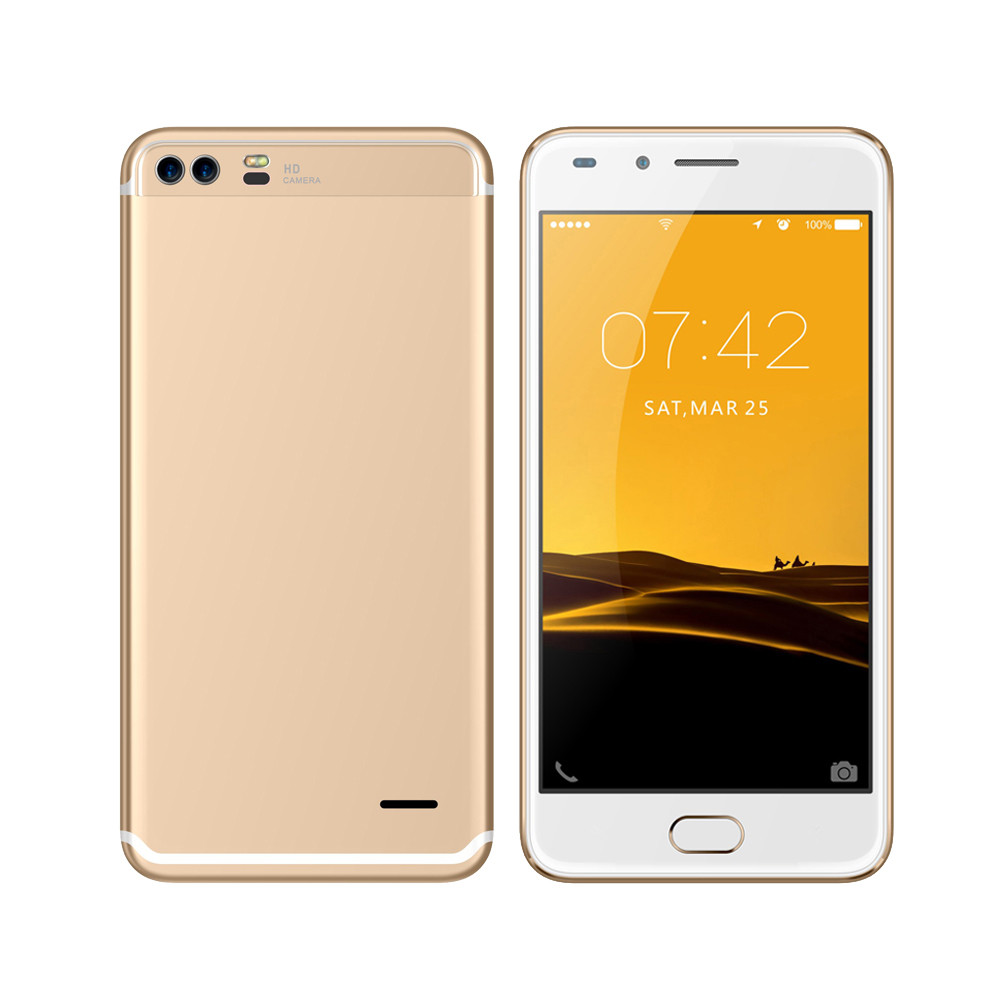 China Cheap Android Smartphone X5 4G LTE Mobile Phone Student Gift 5 0 Screen Quad Core