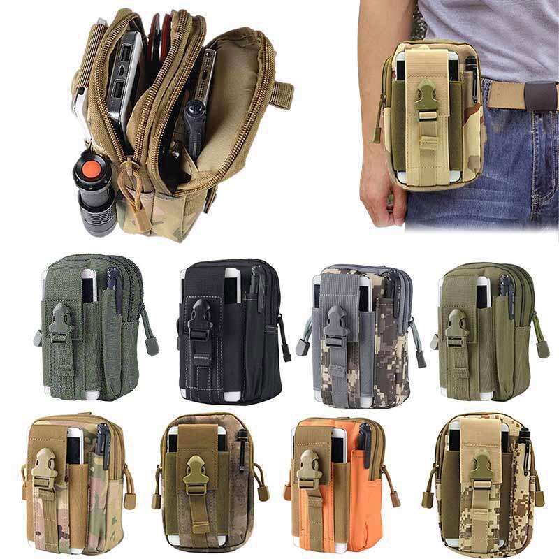 Outdoorová taška na pásek