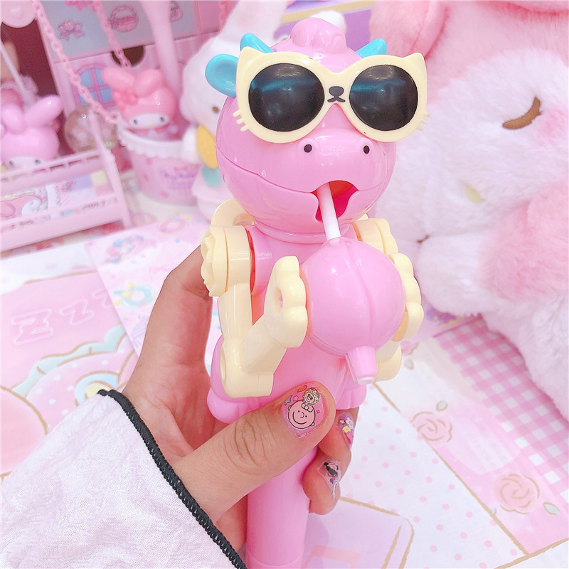 1pc Cute Unicorn With Sugar Jokes Maker Funny Toys Party Trick Gag Gifts