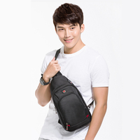 BaLang 2018 New Chest Bag For Men Crossbody Men S Casual Messenger Bag Sling Male Shoulder
