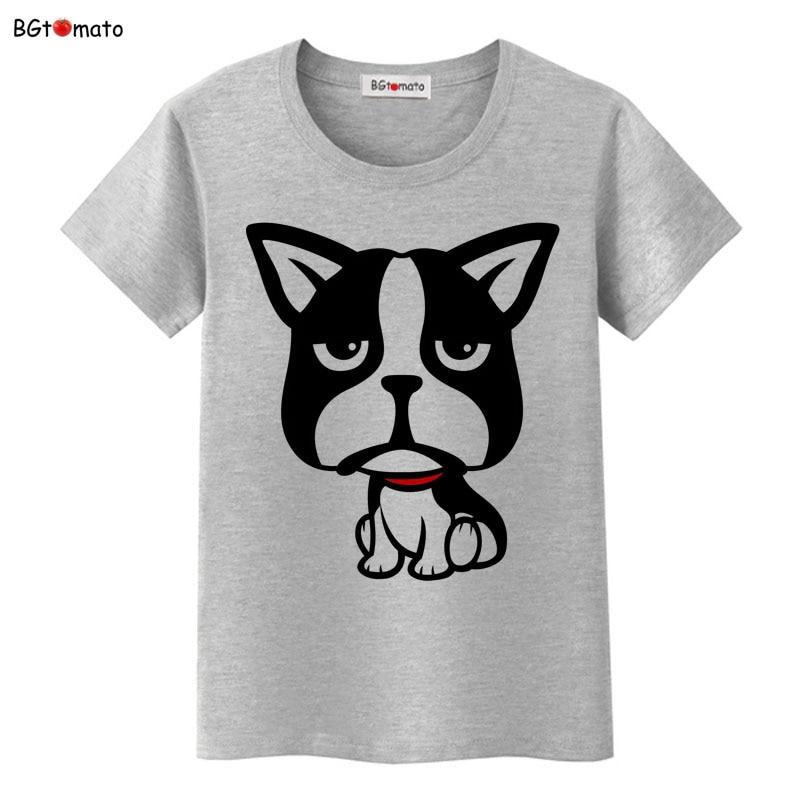 43c9502c135 BGtomato New arrival cute black cats cartoon t shirt women lovely cool  summer shirt Brand good quality comfortable casual shirts