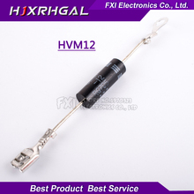 10PCS HVM12 CL01-12 Microwave Oven High Voltage Diode Rectifier Wholesale Electronic new original