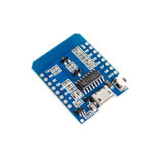 Image 2 - ESP8266 ESP32 ESP 12 ESP 12F CH340G CH340 V2 USB WeMos D1 Mini WIFI Development Board D1 Mini NodeMCU Lua IOT Board 3.3V