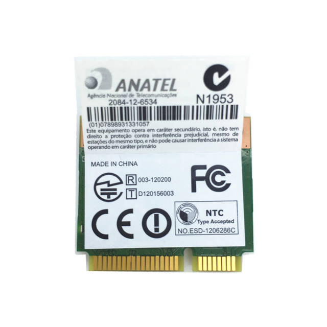 Detail Feedback Questions about For Atheros AR9565 QCWB335 802 11N