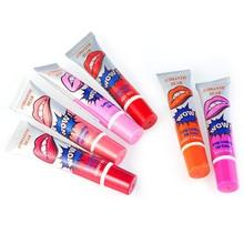 Waterproof Easy Peel Off Long Lasting Lip Gloss
