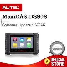 Software for Autel MaxiDAS DS808 OBDII/ 2 Diagnostic Tool