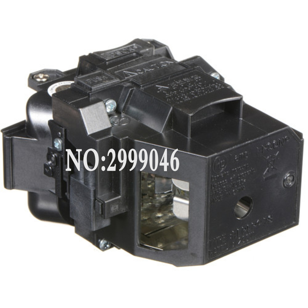 AWO Replacement Projector Original Lamp ELPLP78 For Epson EB-945,VS335W,PowerLite 1222,PowerLite 1262W,EX3220,EX52 Projectors geo